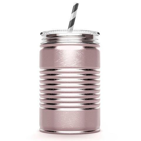Кружка Asobu I can (0,54 литра), розовая