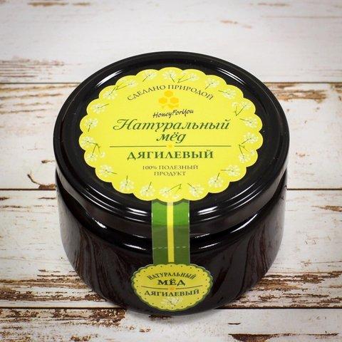 Натуральный дягилевый мед HoneyForYou, 250 грамм