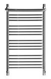 Богема-4 120х60 Водяной полотенцесушитель  D44-126