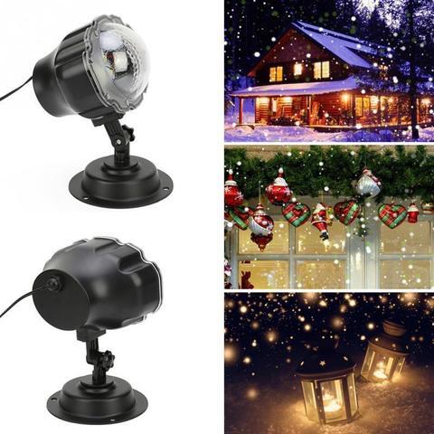 Проектор лазер Snow Flower Lamp SK-218