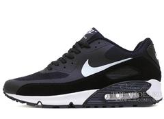 Кроссовки Мужские Nike Air Max 90 HYP Premium Black White