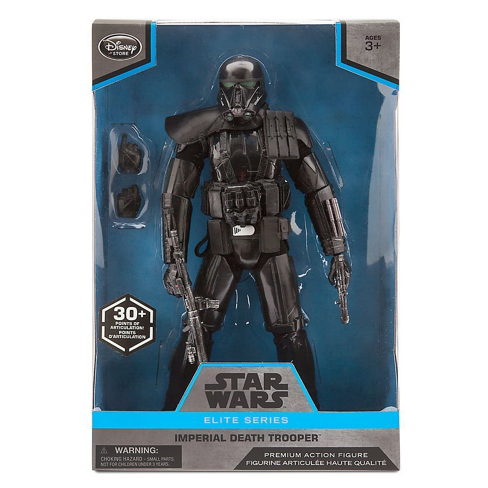 Звездные войны Elite Series фигурка Штурмовик смерти — Star Wars Imperial Death Trooper