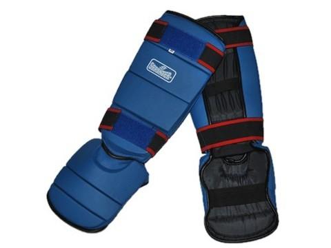 Защита ног (голень+стопа) модель В, размер L ребристая