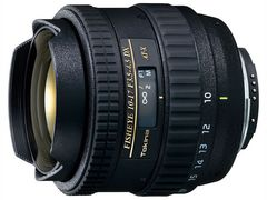 Объектив Tokina AT-X 107 DX Fisheye 10-17mm f/3.5-4.5 Black для Canon