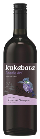 Вино Kukabara Cabernet GI Angove Family Winemakers 0.75 л