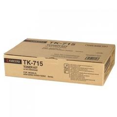 Тонер-картридж TK-715, Оригинальный тонер
