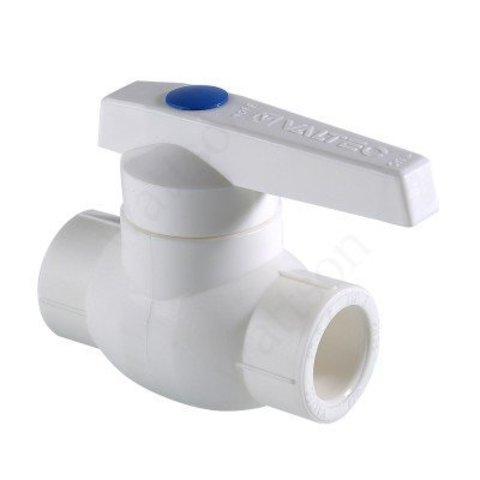 Кран PPR гор.вода 20 мм