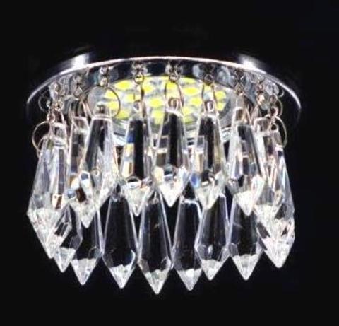 Светильник встраиваемый 3206-2RG Золото