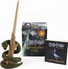 Harry Potter Voldemort's Wand with Sticker Kit : Lights Up!