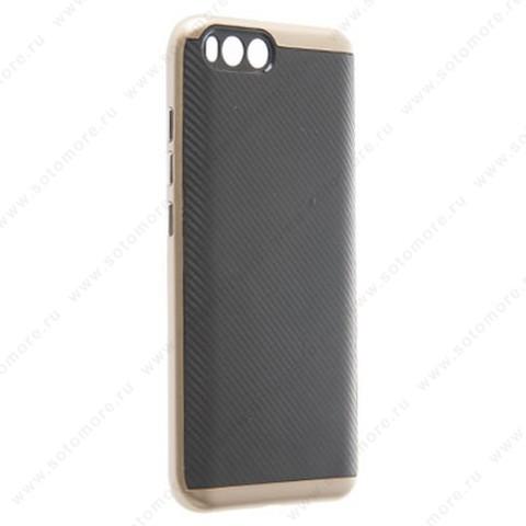 Накладка Spigen для Xiaomi Mi 6 золото