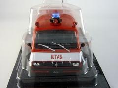 RAF-22034 Fire Engine Staff USSR 1:43 DeAgostini Service Vehicle #12