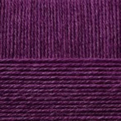Купить Пряжа Пехорка Кроссбред Бразилии Код цвета 191-Ежевика | Интернет-магазин пряжи «Пряха»
