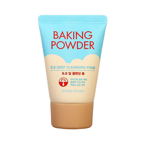 Пенка С Содой Travel-Версия (Etude House Baking Powder Bb Deep Cleansing Foam)