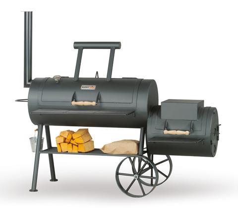 Гриль-коптильня Smoky Fun Party Wagon 20`