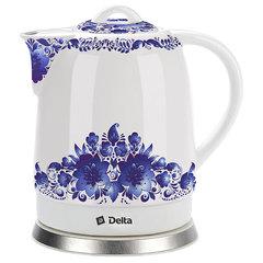 Чайник электрический 1,7л DELTA DL-1233В
