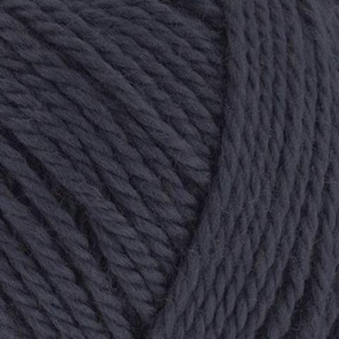 Ангорская теплая 893 Темная джинса (Пехорская пряжа, упаковка 5 мотков)