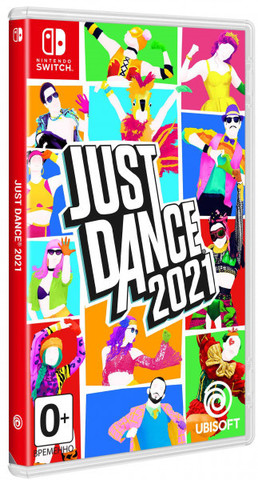 Just Dance 2021 (Nintendo Switch, русская версия)