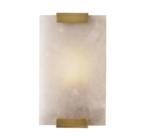 Настенный светильник Flagstone Fat by Light Room (золотой)