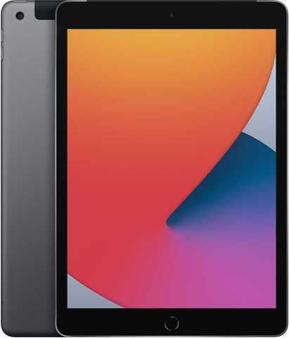 Apple iPad 2020 128GB Wi-Fi + Cellular Space Gray