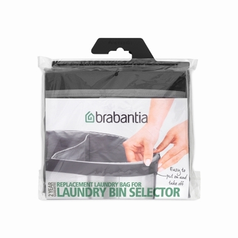 Съемный мешок для белья (55 л), арт. 102387 - фото 1