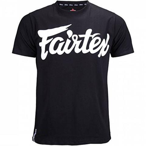 Футболка Fairtex Crown Tee T-shirt TS7 Black