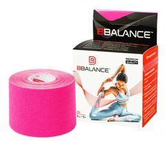 Тейпы для тела BB TAPE™ 5см*5м хлопок розовый, BBalance Корея