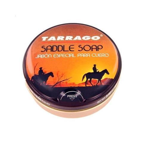 Очиститель мыло для повседневного ухода TARRAGO  SADDLE SOAP TIN, 100мл.