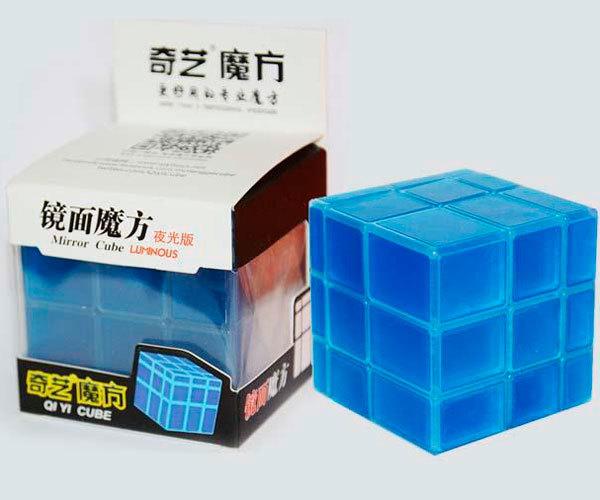 Люминесцентный кубик Рубика