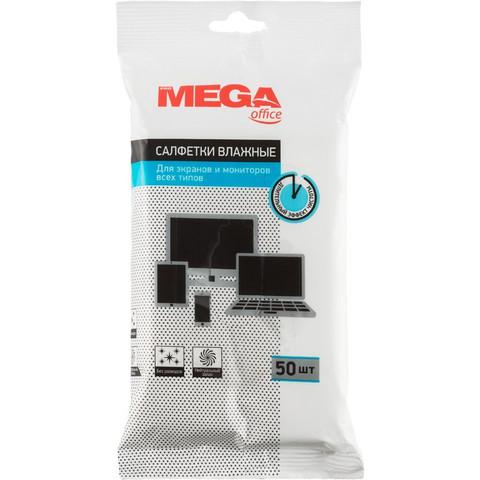 Салфетки Promega office в упаковке для экранов (50 штук)