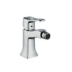 Смеситель для биде однорычажный с донным клапаном Hansgrohe Metris Classic 31275000 фото