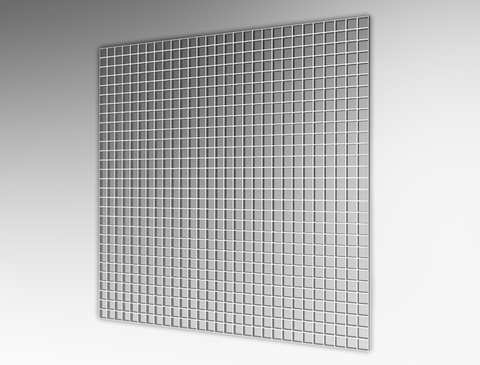 Решетка Сота 600х600 мм