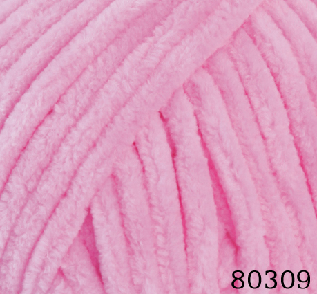 Пряжа Himalaya Dolphin Baby арт. 80309 ярко-розовый