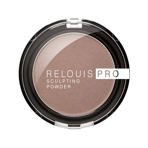 Relouis pro Пудра-скульптор Sculpting Powder тон 01 Universal