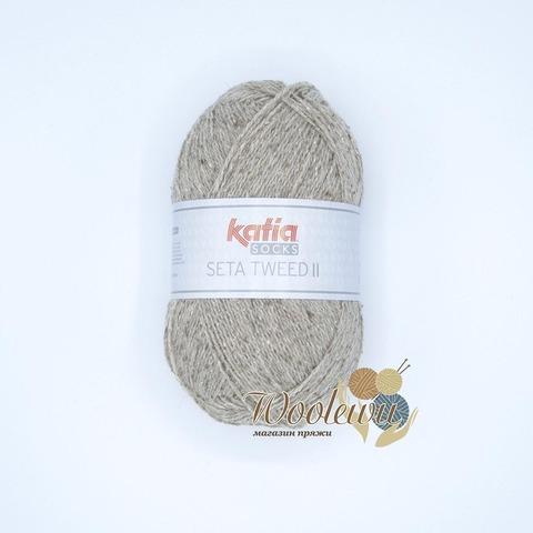 Katia Seta Tweed II Socks - 80