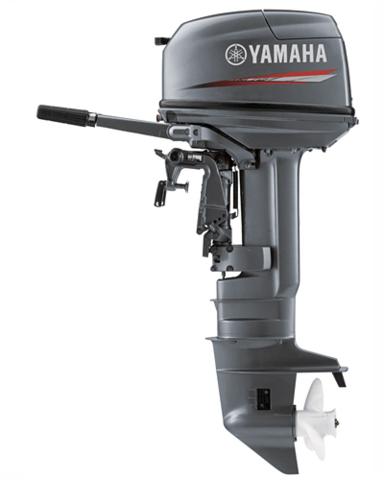 Лодочный мотор Yamaha 25 BWS