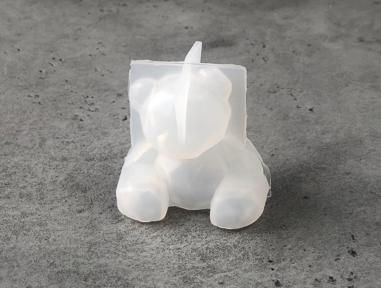 Форма силиконовая «Медведь»
