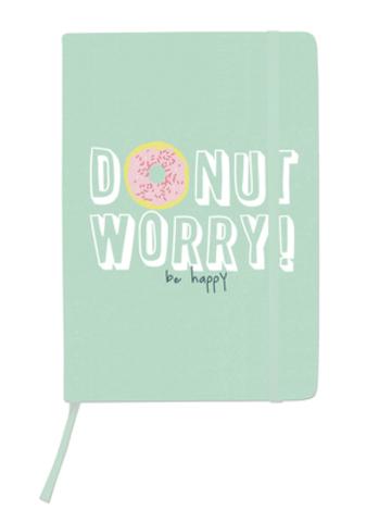 Блокнот  14,3 х21см Kaiser Style A5 Journal - Donut Worry