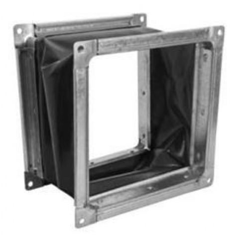 Гибкая вставка 175х175мм с фланцем для вентиляторов ВР 300-45 2,5