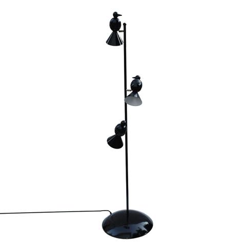 Напольный светильник копия Alouette by Atelier Areti (черный)
