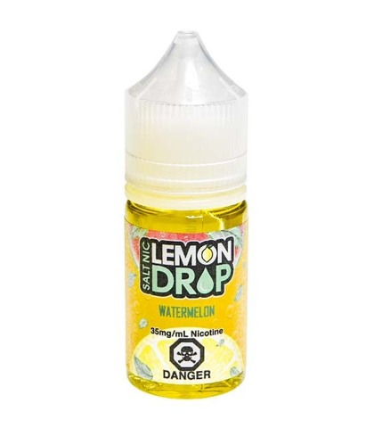 Lemon Drop Salt Lemon Drop Salt: Жидкость Watermelon Lemonade