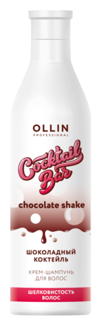 OLLIN Cocktail BAR Крем-шампунь для волос