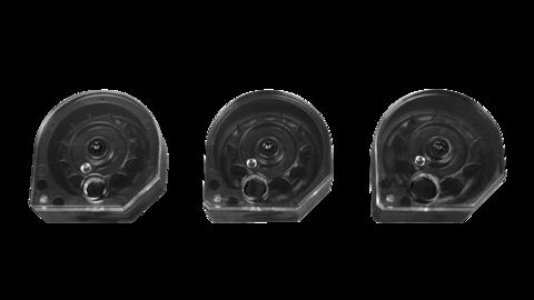 Винтовка пневматическая RAR VL-12 (520мм ) Буллпап кал. 5,5 мм  Lothar Walther POLYGON