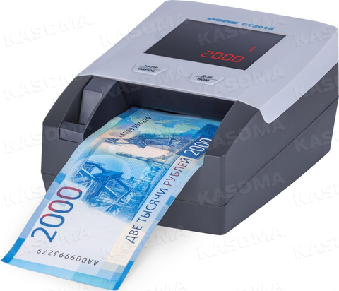 Автоматический детектор банкнот DORS CT 2015