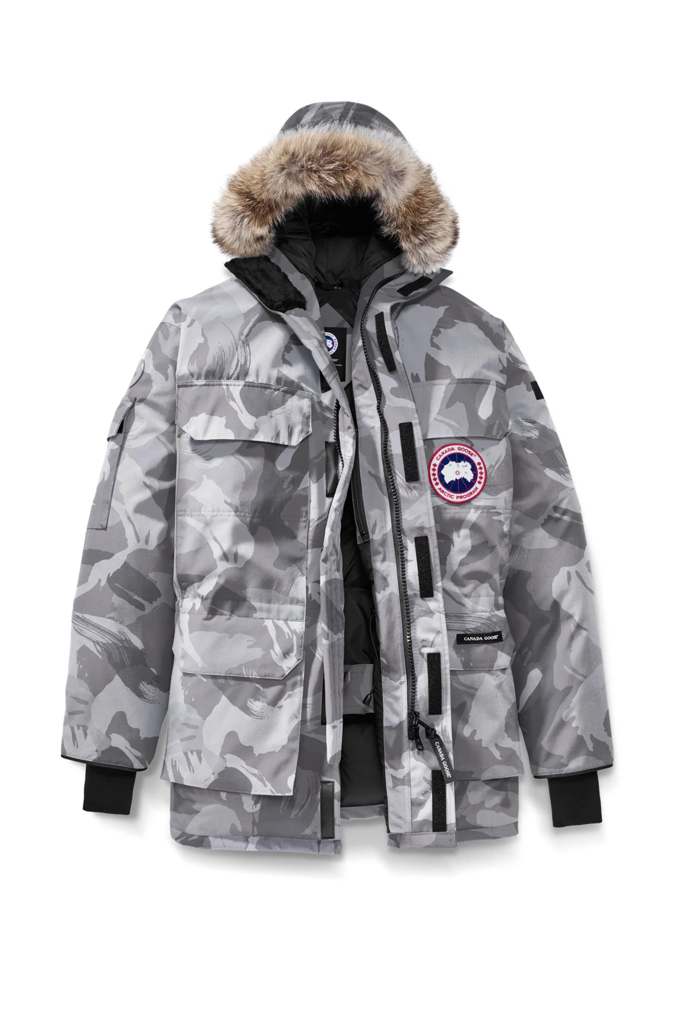 EXPEDITION PARKA MEN'S MILITARY 5918