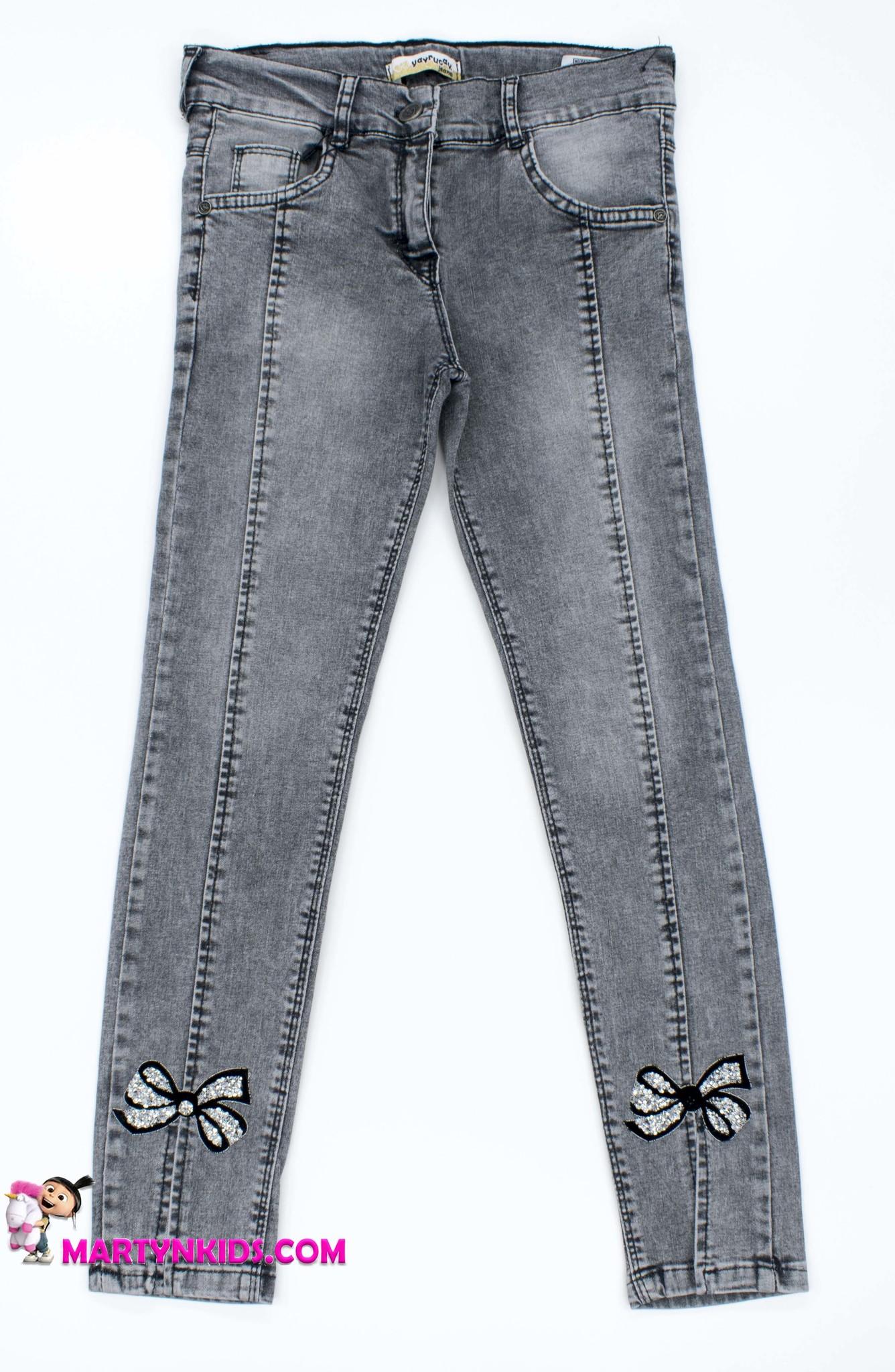 2439  джинсы Баньтики  стрейч