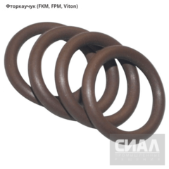 Кольцо уплотнительное круглого сечения (O-Ring) 6x2