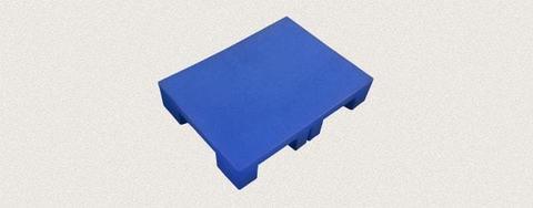 Поддон полимерный 800x600x150 мм. Цвет: Синий