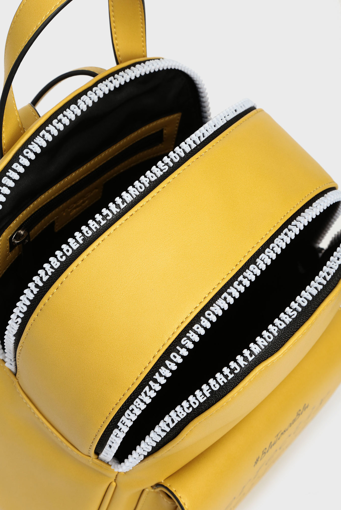 Женский желтый рюкзак PERFECT Tosca Blu