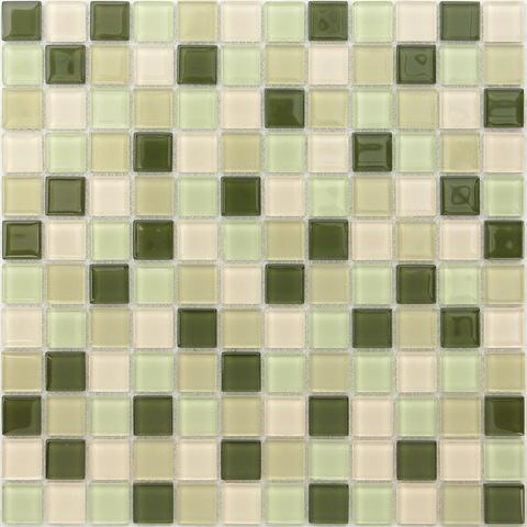 Мозаика стеклянная Cypress 23x23x4 298х298