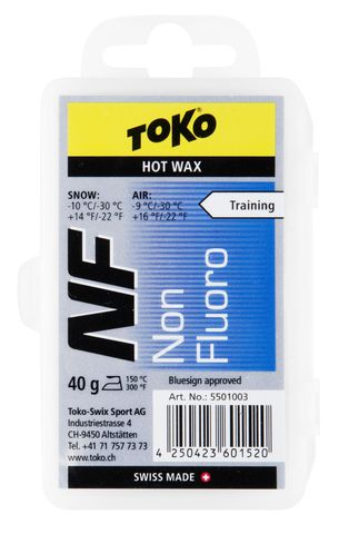 Картинка парафин Toko TRIBLOC NF 40 (-10/-30)